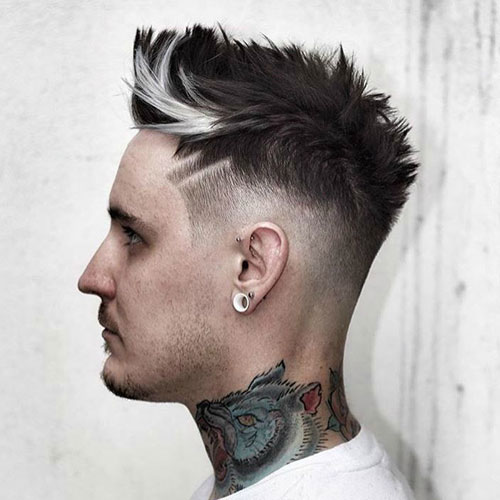 ... 25 Short Men's Hairstyles in 2017 - Men's Hairstyles and Haircuts 2017
