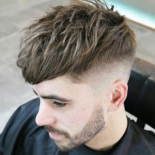 Caesar Haircut Styles Men S Hairstyles Haircuts 2019