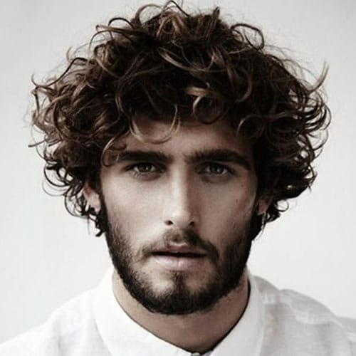 Long Shaggy Hairstyles For Guys