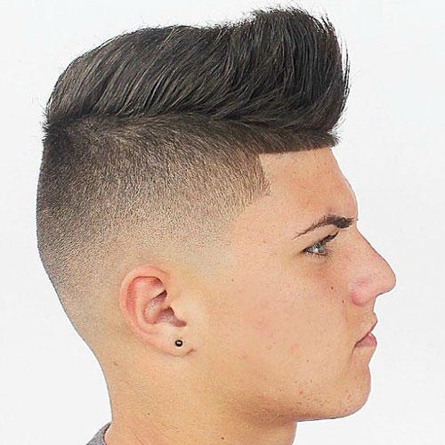 Top 25 Short Men S Hairstyles In 2018