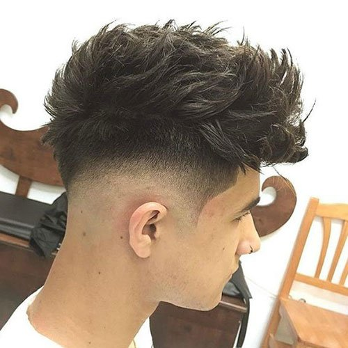 Top 25 Short Men's Hairstyles in 2017 - Men's Hairstyles + Haircuts ...