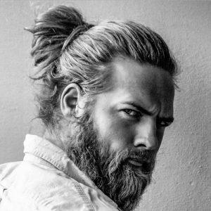 Man Bun Hairstyles 2018
