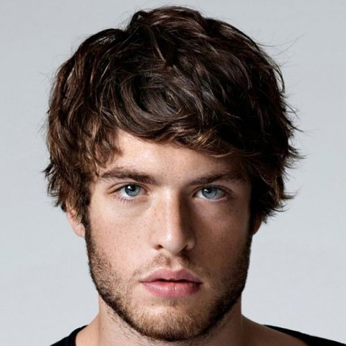 15 Shaggy Hairstyles For Men