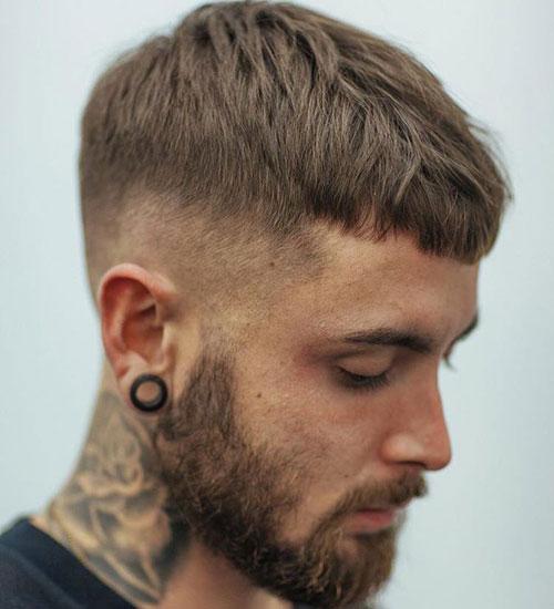 Men's Caesar Haircut