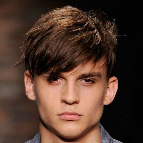 Remarkable 15 Shaggy Hairstyles For Men Men39S Hairstyles And Haircuts 2017 Short Hairstyles Gunalazisus