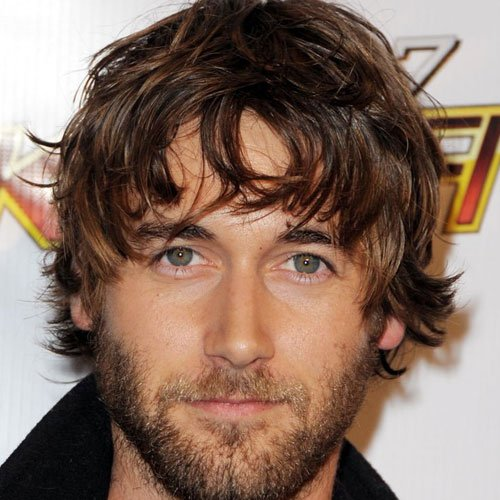 Messy Shaggy Hairstyles For Men