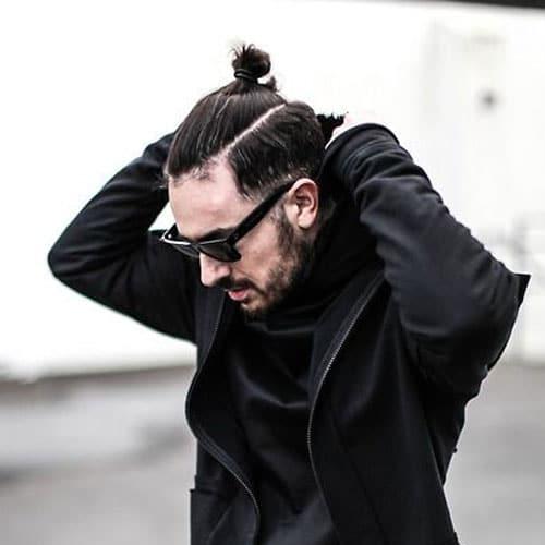 Sensational The Man Ponytail Ponytail Styles For Men Men39S Hairstyles And Short Hairstyles Gunalazisus