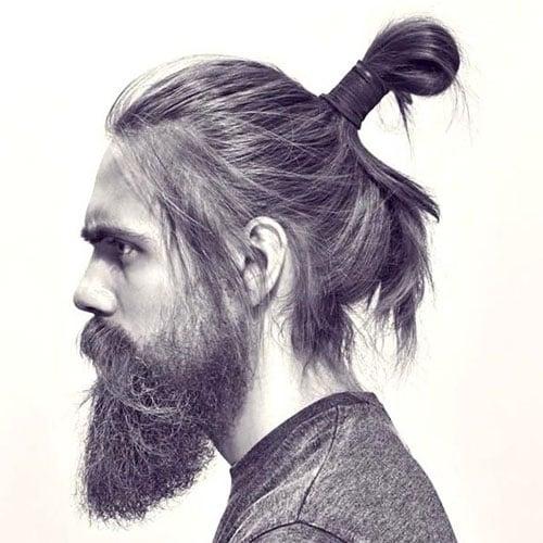 Samurai Hairstyle