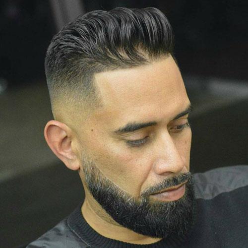 Sensational Men39S Hairstyles For Oval Faces Men39S Hairstyles And Haircuts 2017 Short Hairstyles For Black Women Fulllsitofus