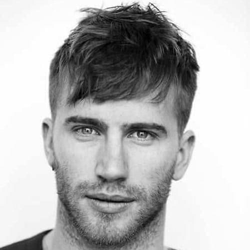 Marvelous 15 Shaggy Hairstyles For Men Men39S Hairstyles And Haircuts 2017 Short Hairstyles Gunalazisus