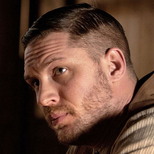 Admirable Tom Hardy Haircut Men39S Hairstyles And Haircuts 2017 Short Hairstyles For Black Women Fulllsitofus