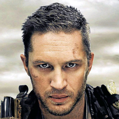 Tom hardy haircut men s hairstyles and haircuts 2017