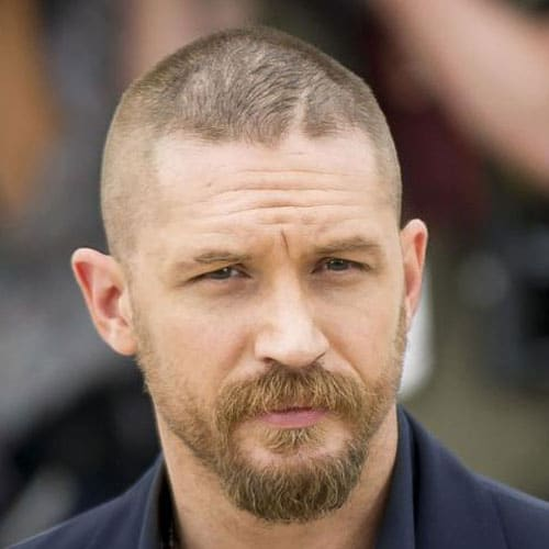 Strange Tom Hardy Haircut Men39S Hairstyles And Haircuts 2017 Short Hairstyles For Black Women Fulllsitofus