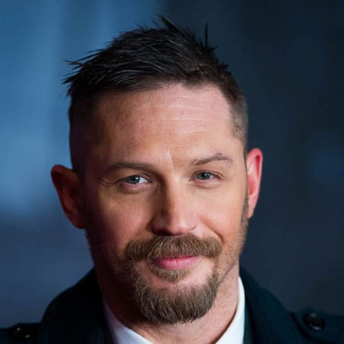 Tom Hardy Haircut Men S Hairstyles Haircuts 2017