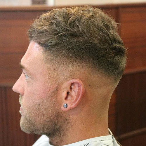 Short Hairstyles For Men swisshairbyzainal short mens haircut with hair design Very Short Haircuts For Men