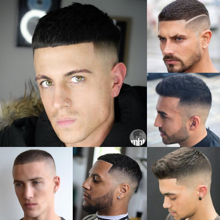 25 Very Short Hairstyles For Men 2019 Guide