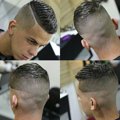 Very Short Hairstyles For Men   Men's Hairstyles + Haircuts 2017