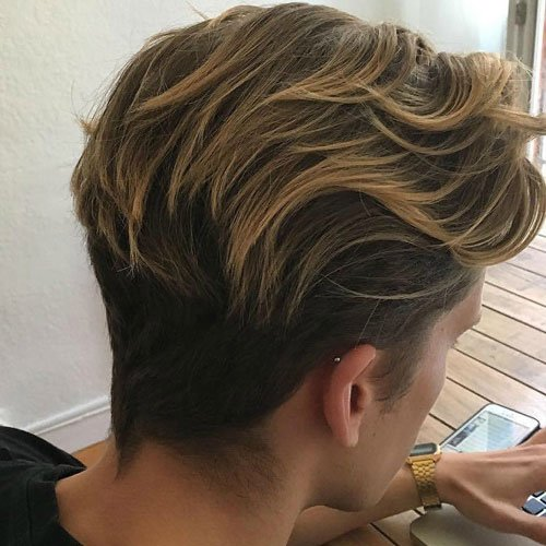 Flow Hairstyles For Men Men S Hairstyles Haircuts 2018