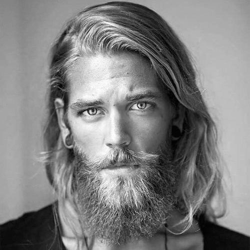Long Flow Haircut For Men