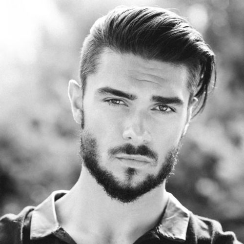 Short Flow Hairstyles For Men