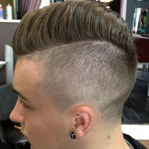 Best Comb Over Fade Hairstyles For Men