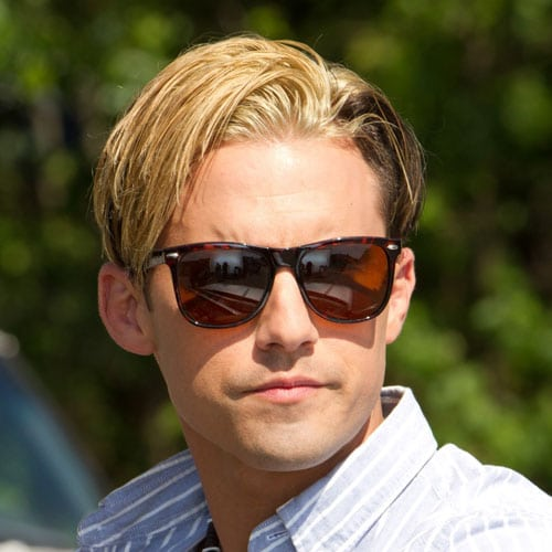 Frat Haircut - Comb Over