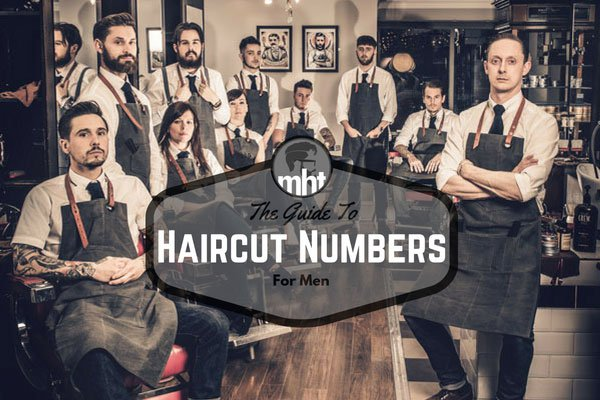 Haircut Numbers Hair Clipper Sizes