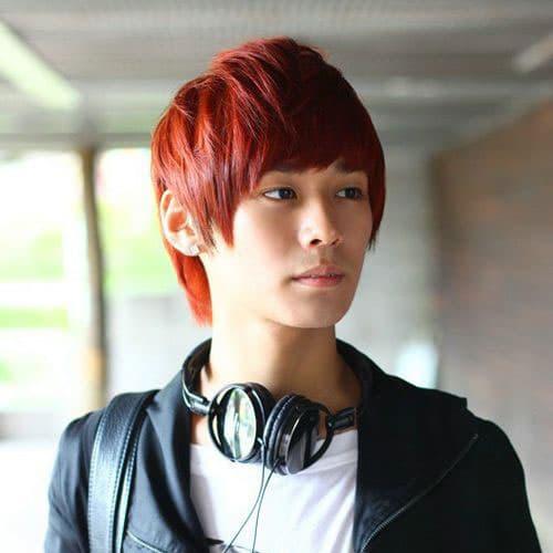 Groovy Korean Hairstyles For Men Men39S Hairstyles And Haircuts 2017 Short Hairstyles Gunalazisus