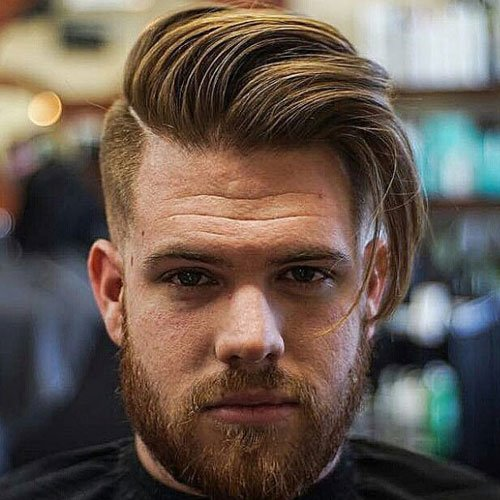 Best Comb Over Fade Hairstyles For Men Men S Hairstyles