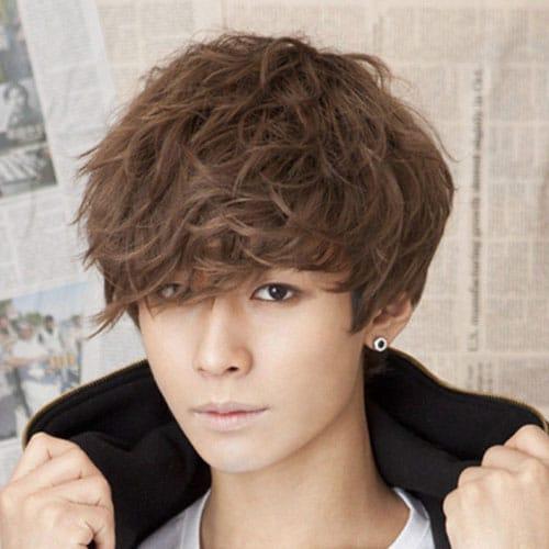 Korean Hairstyles For Men Men S Hairstyles Haircuts 2017