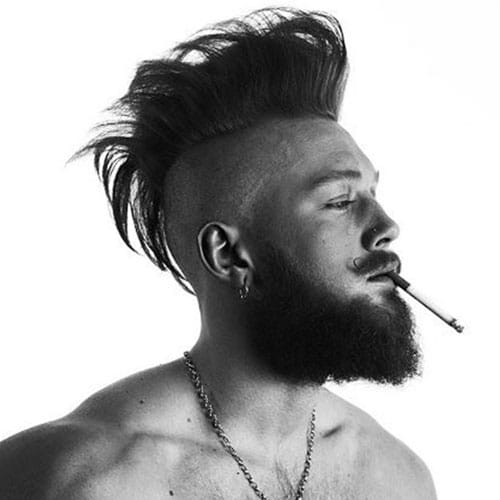 21 Punk Hairstyles For Guys Men S Hairstyles Haircuts 2017