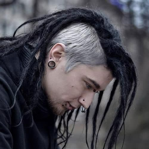 21 Punk Hairstyles For Guys - Men's Hairstyles and Haircuts 2017