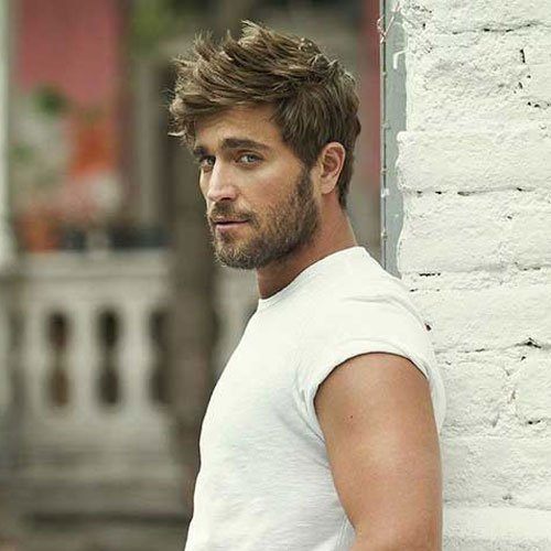 Short Surfer Haircuts For Men