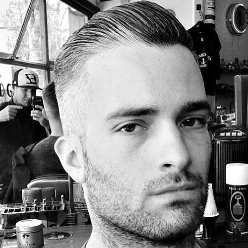 How to style your hair for men mens hairstyles haircuts 2018 skin fade comb over urmus Image collections