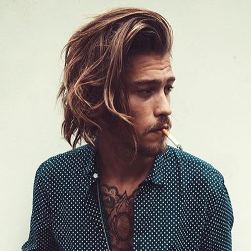 Sensational Surfer Haircuts For Men Men39S Hairstyles And Haircuts 2017 Short Hairstyles For Black Women Fulllsitofus