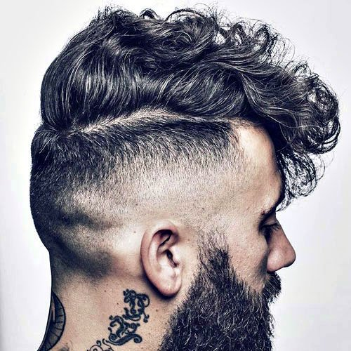 Superior Taper Fade Haircut
