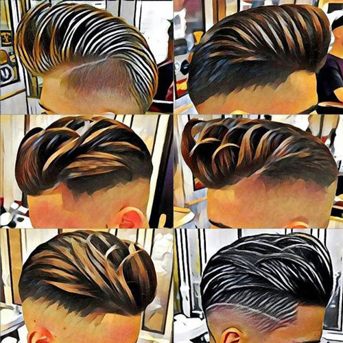 Wondrous Haircut Names For Men Types Of Haircuts Men39S Hairstyles And Short Hairstyles Gunalazisus