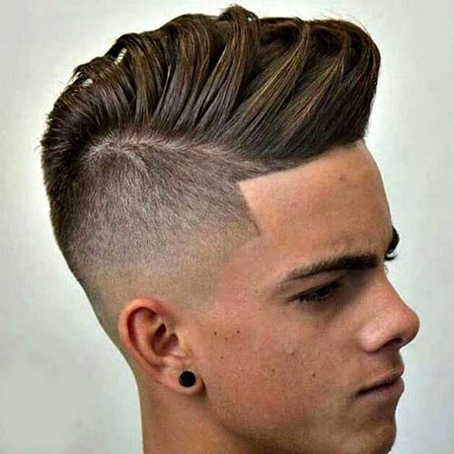 types of hair styling fade haircut styles names hairs picture gallery 6657