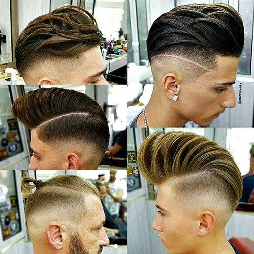 25 Barbershop Haircuts