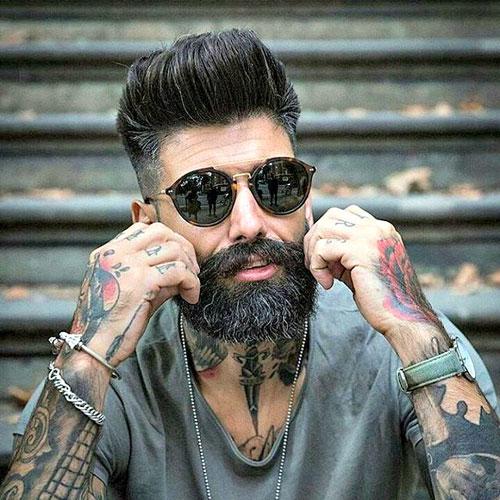 Cool 23 Fresh Haircuts For Men Men39S Hairstyles And Haircuts 2017 Short Hairstyles Gunalazisus