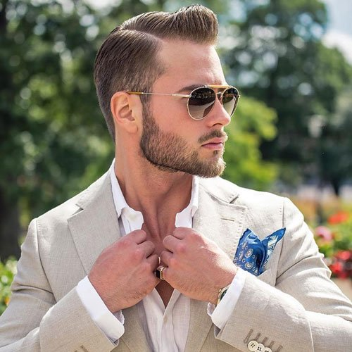The Gentleman S Haircut Men S Hairstyles Haircuts 2018