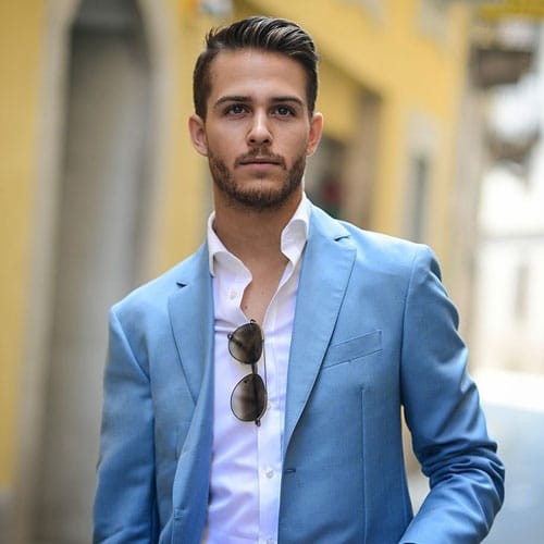 hair style on suit 21 best gentleman haircut styles 2019 guide 7715