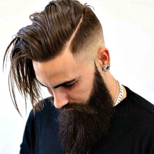 The Hard Part Haircut Men S Hairstyles Haircuts 2017