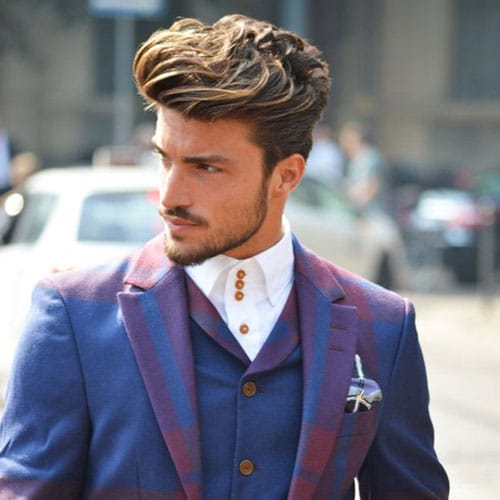 The Gentleman's Haircut | Men's Hairstyles + Haircuts 2017