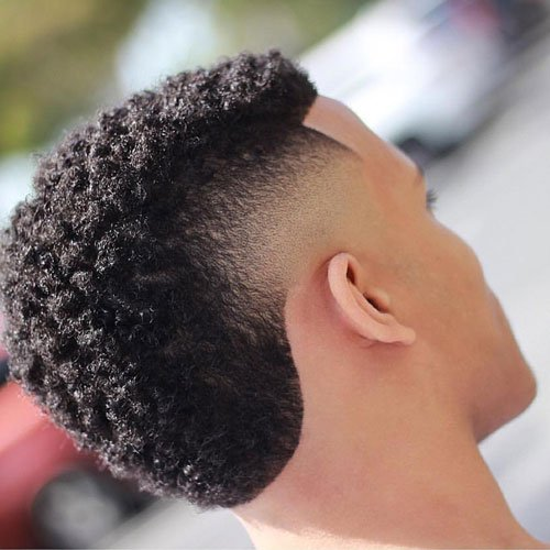 The Best Neckline Haircuts Blocked Rounded Tapered