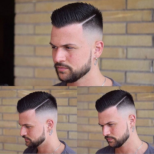 Image Result For Mens Short Hairstyles For Balding