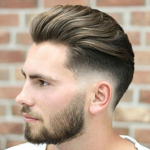 Hairstyles For Long Hair With Widows Peak : ... Widows Peak Hairstyles For Men - Mens Hairstyles and Haircuts 2017