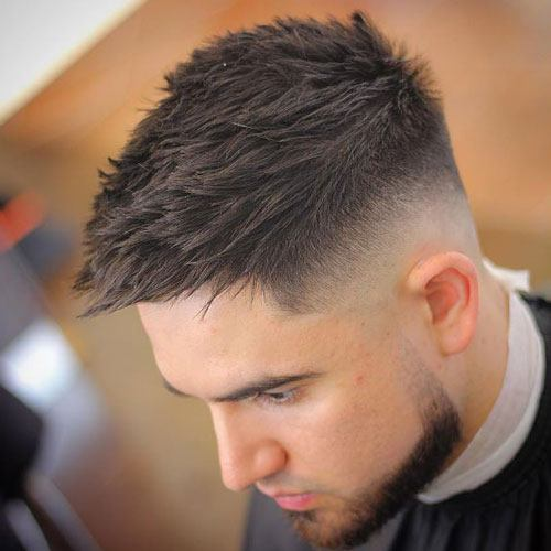 23 Dapper Haircuts For Men Mens Hairstyles + Haircuts 2017 - Comb Over Hairstyle