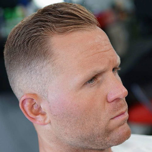 Awesome 45 Reserved Hairstyles For Balding Men Never Restrict On The Styles Check More At