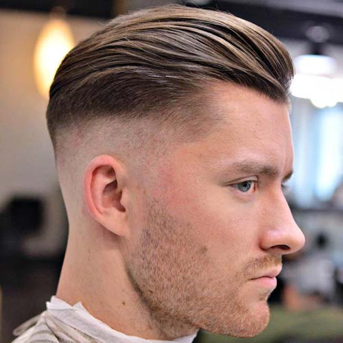 Hairstyles For Balding Men short hairstyles for balding men 7e0b6f68dc204b6293ad221c6860424d biqxkt Hairstyles For Balding Men High Fade With Textured Slick Back